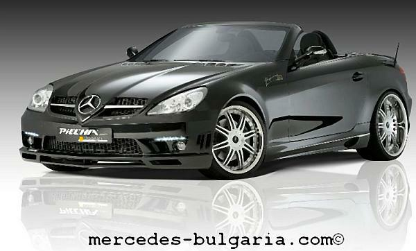 Piecha SLK R171 Performance RS
